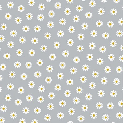 DAISY FLOWER | CINZA | POPPY
