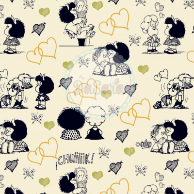 Mafalda | Kisses