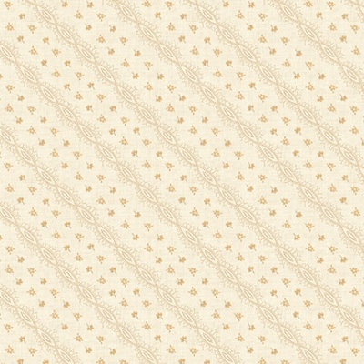 Abby's Treasures   Biased Stripe   Ivory   Blank Quilting