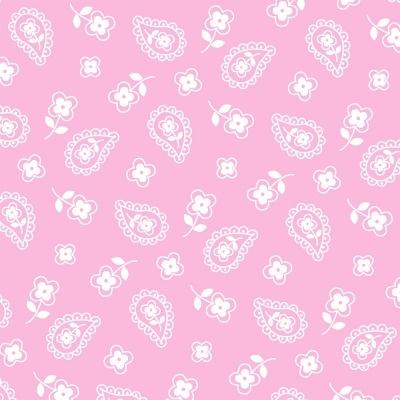 Mini Cashmere Rosa Bebé   Basics Baby   Fabricart