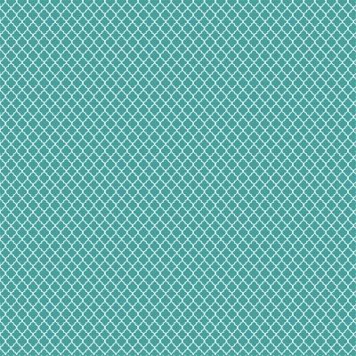 Mini Vitral | Turquesa | Basics & Colors | Fabricart