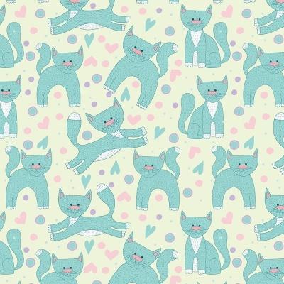 Happy Cats :: Cat Lovers | Fabricart