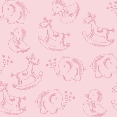 Basics Baby Colors :: Rosa Bebé | Fabricart