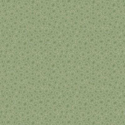 THE VILLAGE POND :: MARIGOLD LEAVES | GRASS