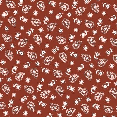 Mini Cashmere   Ferrugem   Basics & Colors   Fabricart