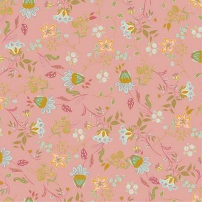LOVELY FLOWERS | ROSA BLUSH | POPPY