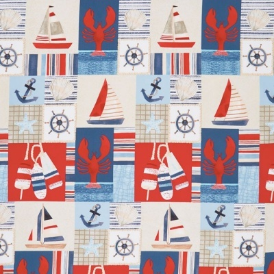 Harbor Days | Patch | Panel | Blank Quilting