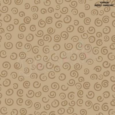 CARACOL :: CAFÉ COM LEITE | BASICS | FABRICART