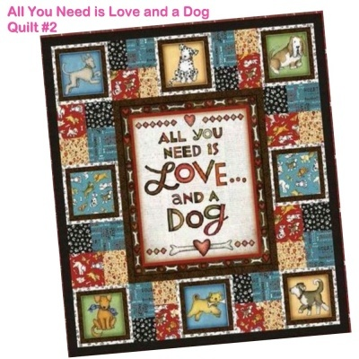 Tossed Dogs | Red :: All You Need is Love and a Dog | Henry Glass