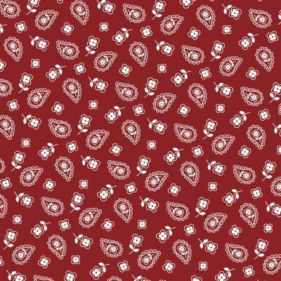 Mini Cashmere | Vermelho | Basics & Colors | Fabricart