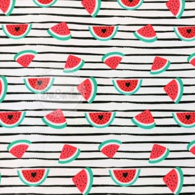 Plastificado | Fruity Summer | Melancias | Wish Fabrics