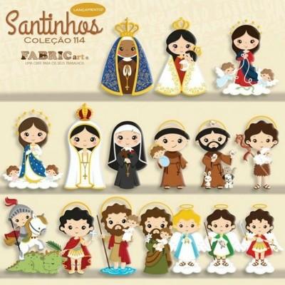 ▫ SANTINHOS
