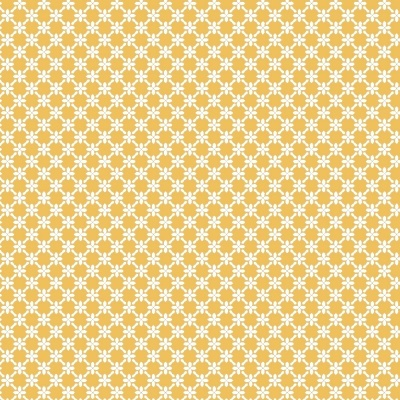 Cerca de Flores | Amarelo | Basics & Colors | Fabricart