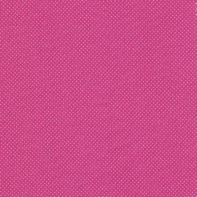 Micro Poá :: Pink | Fabricart