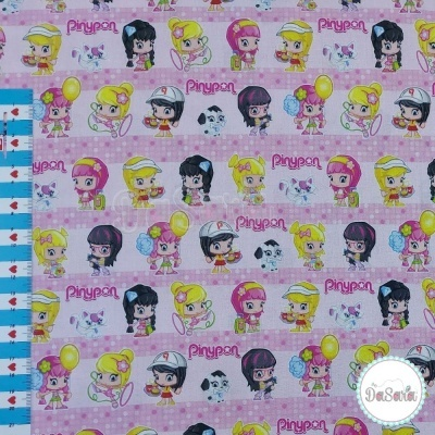 PINYPON :: PARTY | PINK