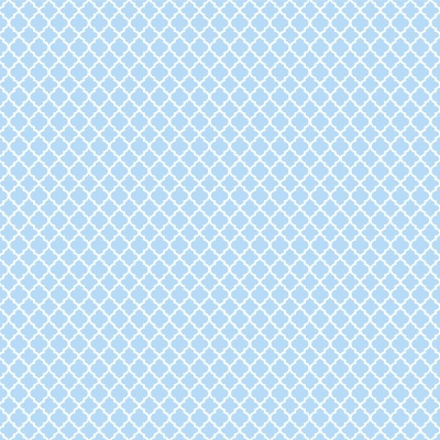 Mini Vitral Azul Bebé | Basics Baby | Fabricart