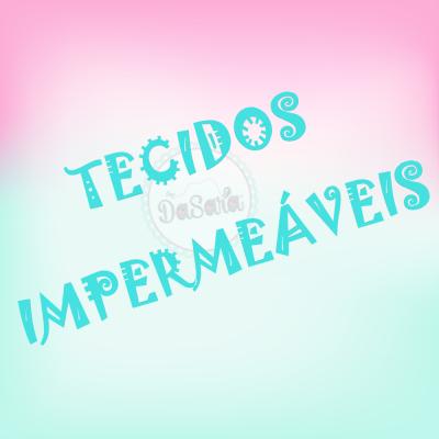TECIDOS IMPERMEÁVEIS