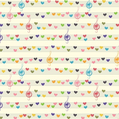 Colors | Notas Musicais Coloridas