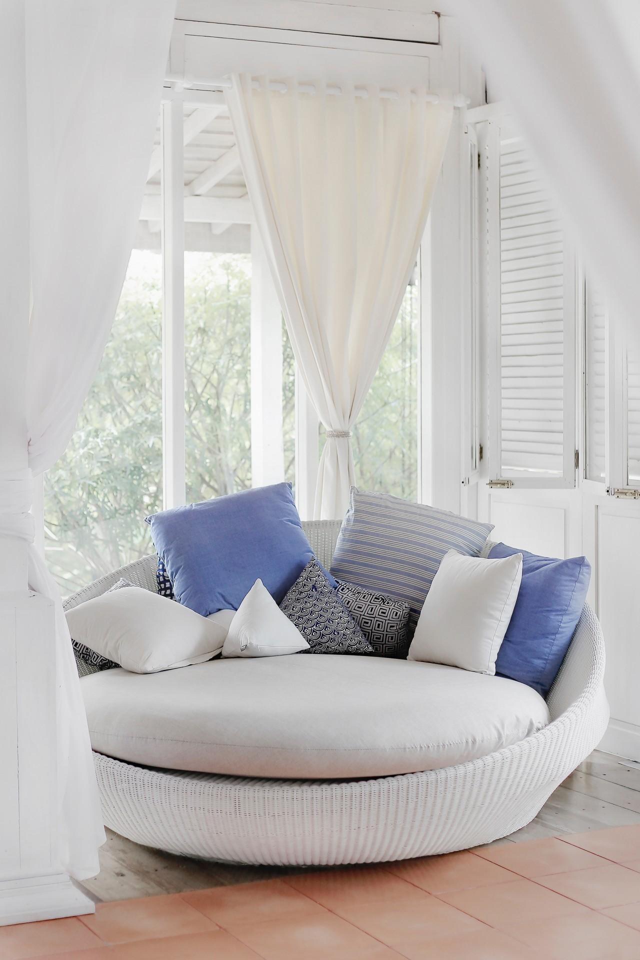 Circle Single Sofa