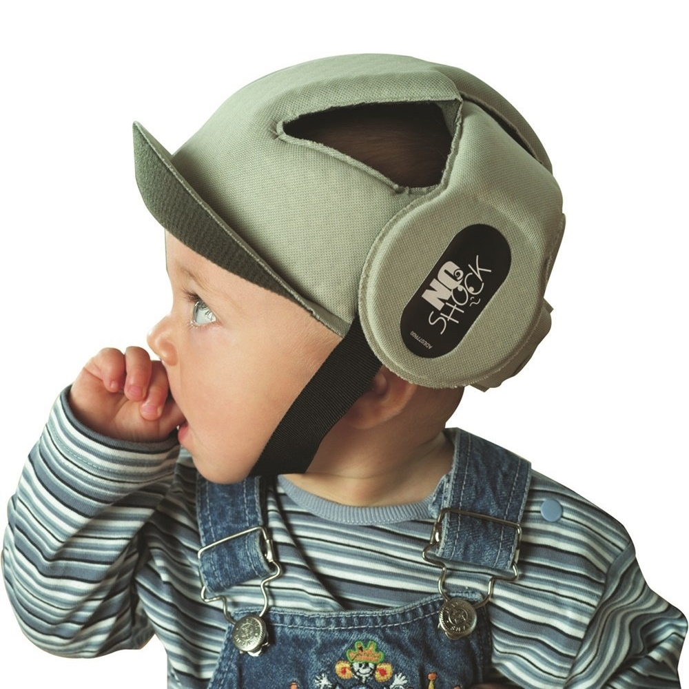Capacete anti-choque OKBaby No Shock Baby Hat