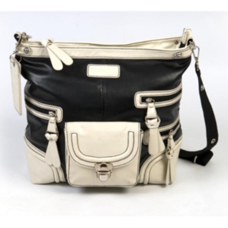 Saco Muda Fraldas Little Company Black Label BW02 Bag