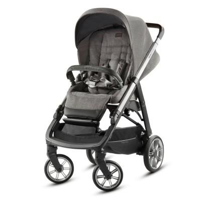 Conjunto duo carro bebé e cadeira auto Inglesina Aptica + Inglesina Cab