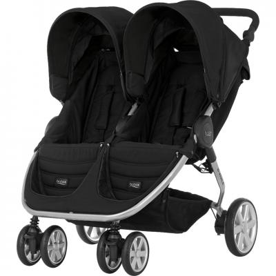 Carro gémeos/2 crianças Britax Römer B-Agile Double Twins Stroller