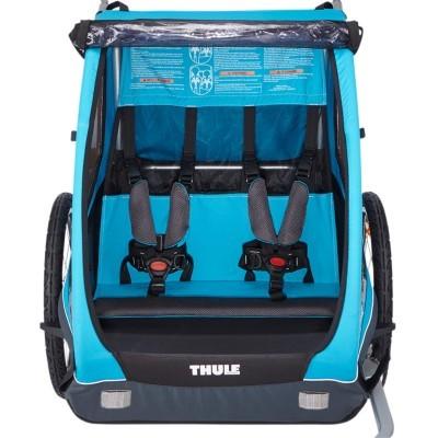 Atrelado multifuncional Thule Coaster XT 2