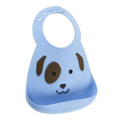 Babete suave de silicone Make My Day Soft Bib