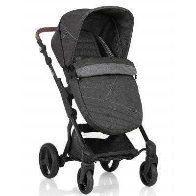 Trio com alcofa auto Presto City Travel System with Auto Carrycot