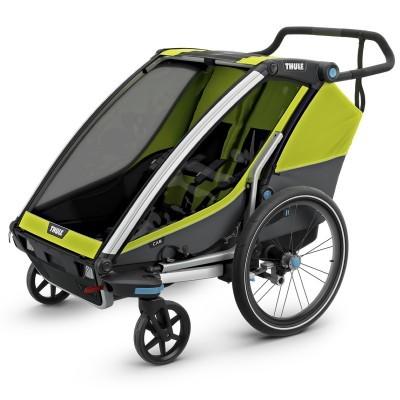 Atrelado multifuncional Thule Chariot Cab 2