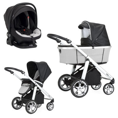 Trio Bebecar Via Cross Travel System