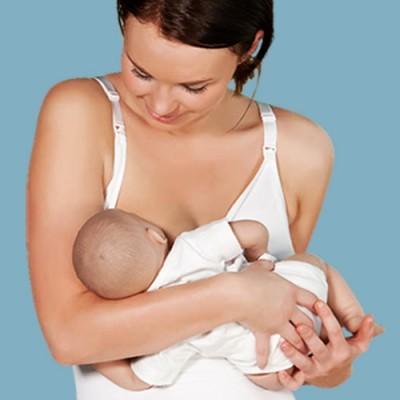 Top de aleitamento sem mangas Carriwell Nursing Control Cami