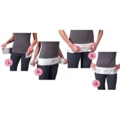 Cinta pós-parto de compressão das ancas Shrinkx Hips