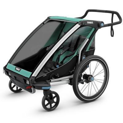 Atrelado multifuncional Thule Chariot Lite 2