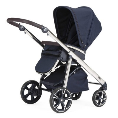 Duo Bebecar Via + Easymaxi ELxE Travel System