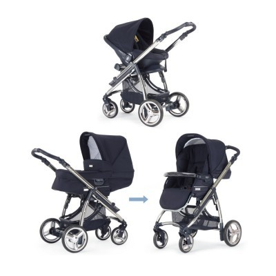 Duo Bebecar Pack Ip-Op EL CT Duo Travel System