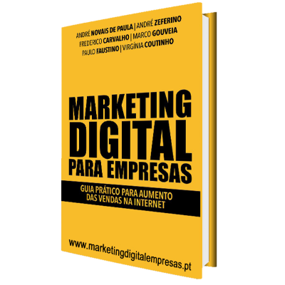 "Livro ""Marketing Digital Para Empresas"""