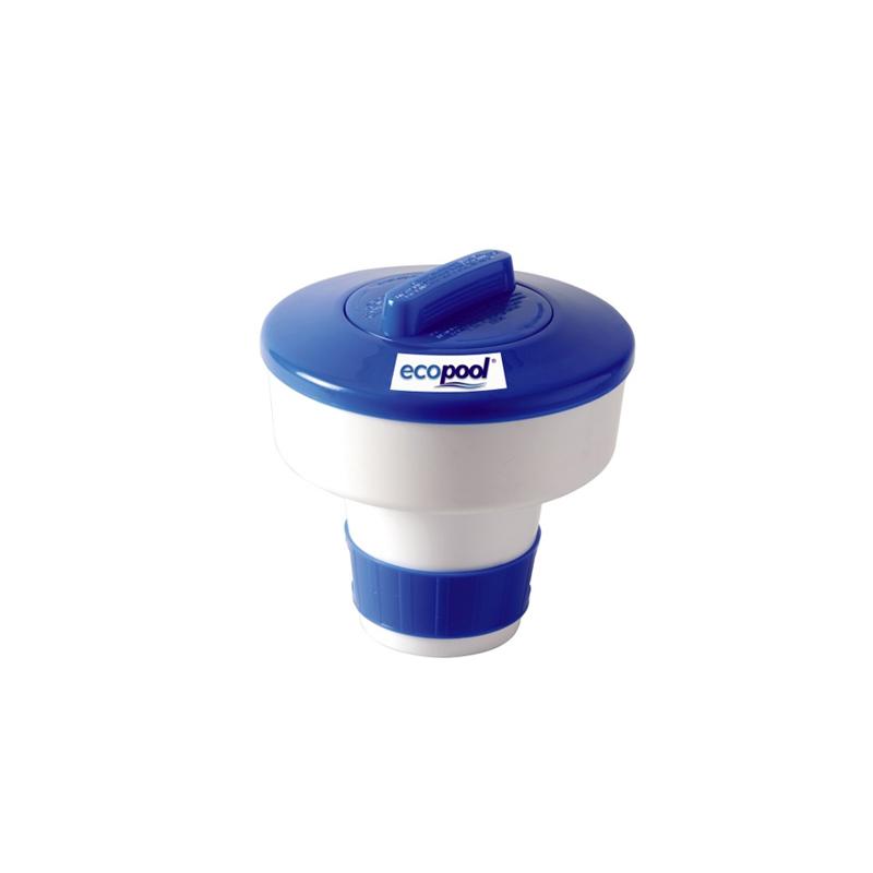 Doseador flutuante para tabletes