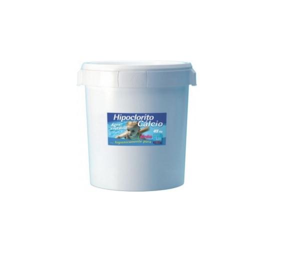 Hipoclorito De Cálcio Em Pastilhas - T-200G/25KG