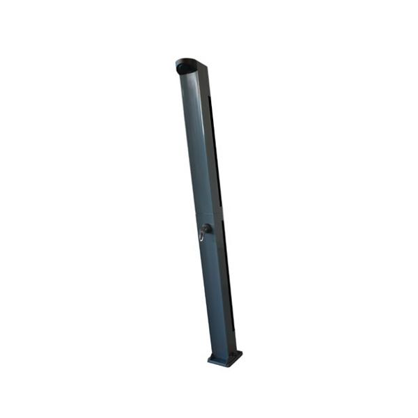 Duche solar c/ depósito flexível ECO