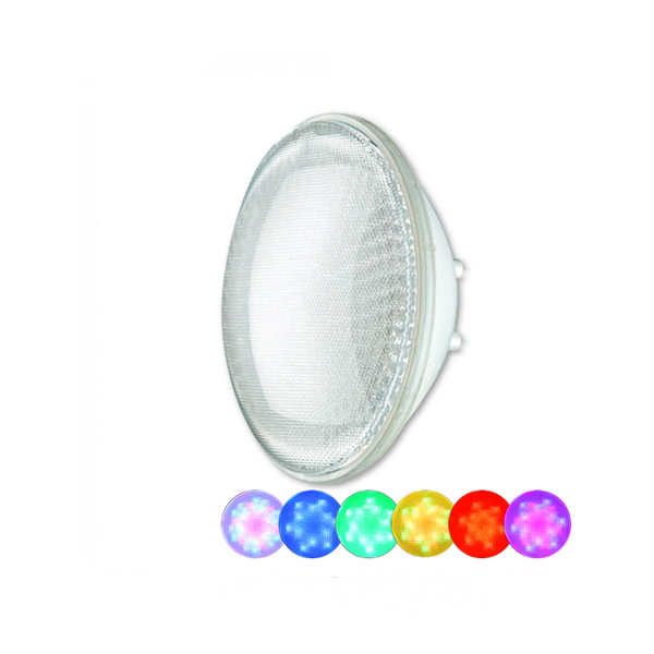Lâmpada LED Universal PAR56, RGB