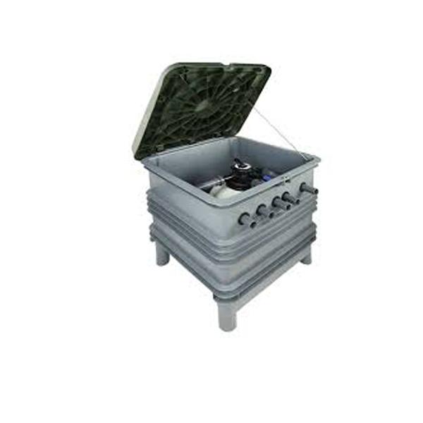 Caseta Pequena 550 + 0,75CV HAYWARD