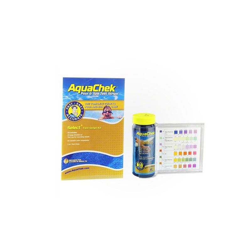 Teste AquaChek Select 7 em 1