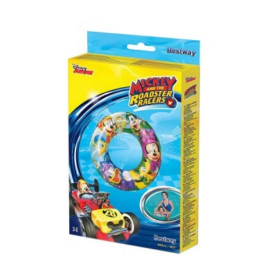 Bóia Mickey and the Roadster Racers 56cm - BestWay