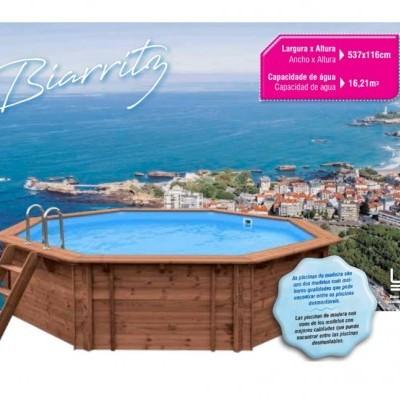 Piscina De Madeira - Biarritz [Sujeito a confirmação de stock]