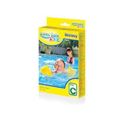 Abraçadeiras Swim Safe 25cm x 15cm - BestWay