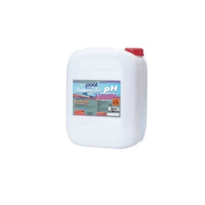 pH Plus Líquido 26 KG- ECOPOOL
