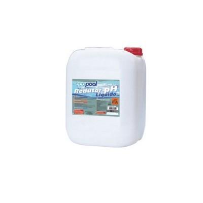 pH Menos Líquido 27KG - ECOPOOL