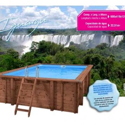 Piscinas De Madeira - Iguazú [Sujeito a confirmação de Stock]